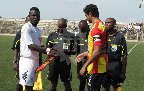 CAF ASPAC FC B Nin Vs Esp Rance Sportive De Tunis