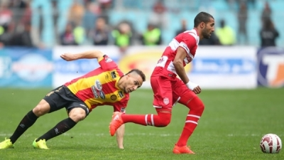 Ligue1 -19j : CA (2-1) EST (Photos Mokhtar Hmima)