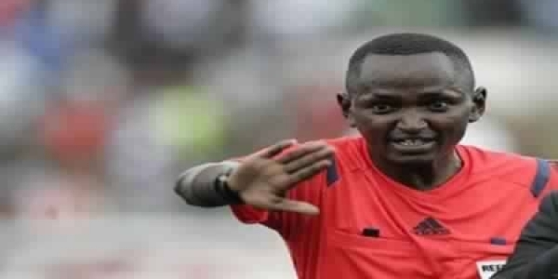 La CAF suspend un arbitre ghanéen