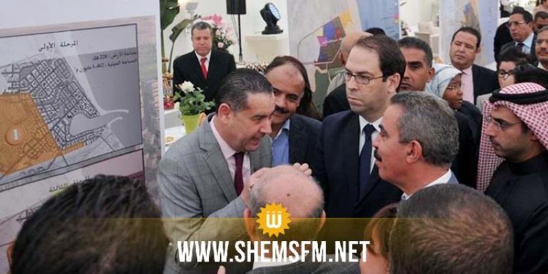 Youssef Chahed lance les travaux de construction du Port Financier de Tunis