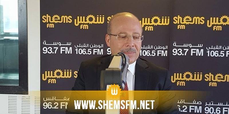 Sellal s'entretient à Tunis avec son homologue tunisien