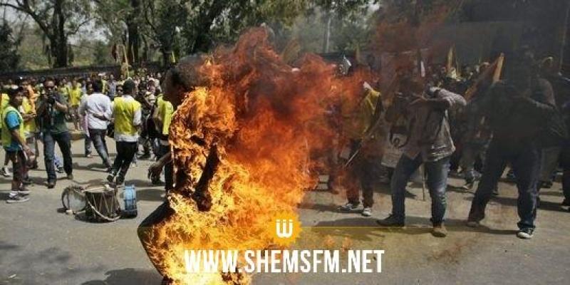 Monastir : ayant eu écho d'une campagne municipale le propriétaire d'une étale anarchique s'immole par le feu 1480596816_article