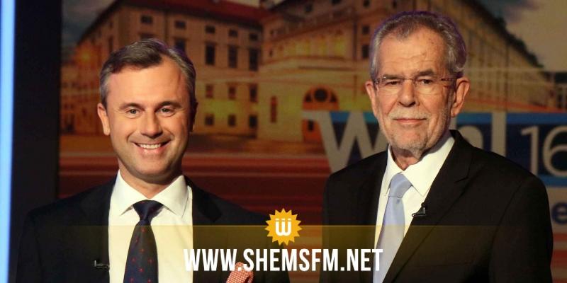 Van der Bellen en tête pour la présidentielle