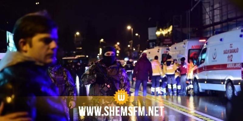 L'État islamique revendique l'attentat dans une boîte de nuit d'Istanbul