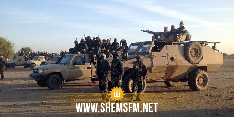 Le Tchad ferme sa frontière terrestre avec la Libye