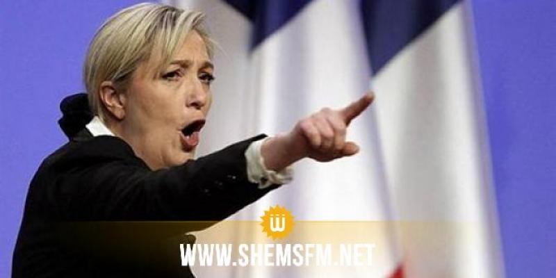 France : Marine Le Pen refoulée aux portes d'un camp de migrants