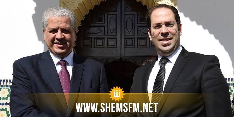Sellal reçu par le président Béji Caïd Essebsi — Algérie-Tunisie