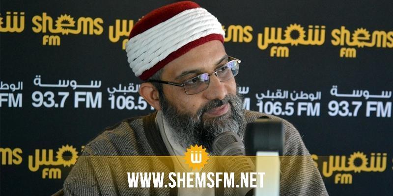Parle de ses déclarations à propos d'Ennahdha — Farid Béji