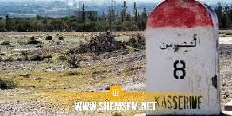 Affrontements entre la Garde Nationale et des terroristes — Kasserine