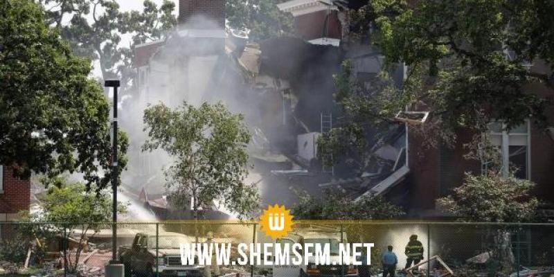 Un mort et un disparu après une explosion dans une école
