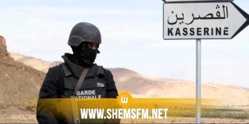 Deux terroristes abattus, un troisième blessé et saisie d'armes et de munitions