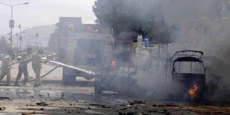 Au moins huit morts — Explosion au Pakistan