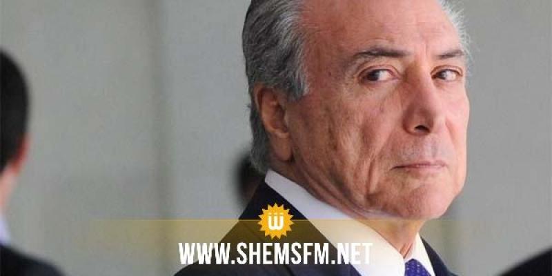 D'autres accusations de corruption visent le président du Brésil