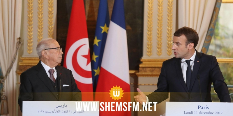 Béji Caid Essebsi quitte tunis, à destination de Paris — Tunisie