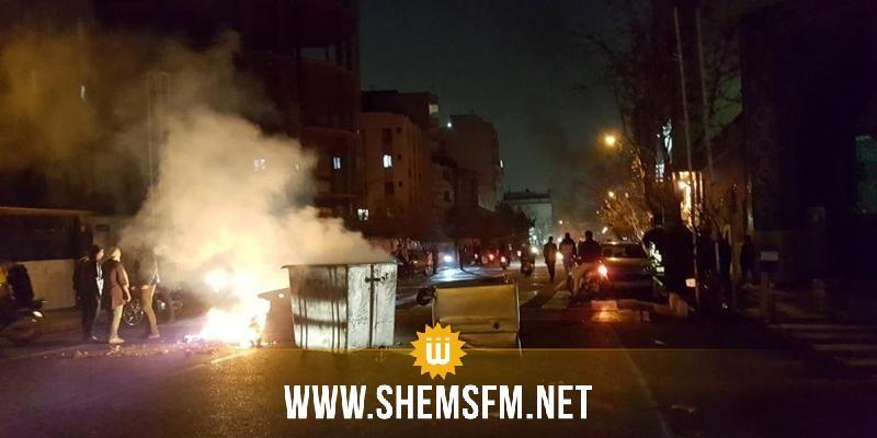 5ème nuit de manifestations, 9 personnes tuées dans la nuit — Iran