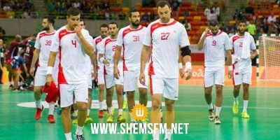 CAN2018 - Handball : la Tunisie remporte son premier match