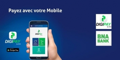 Paiement mobile: la BNA Lance son application «DIGIPAY By BNA»