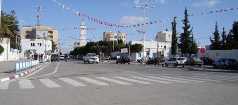 سيدي بوزيد: وقفة احتجاجية لعدد من العسكريين