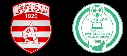 كرة قدم ▐[تقرير] النادي الإفريقي 1 - 1 الإمارات الإماراتي ▐ 20120814133910__club