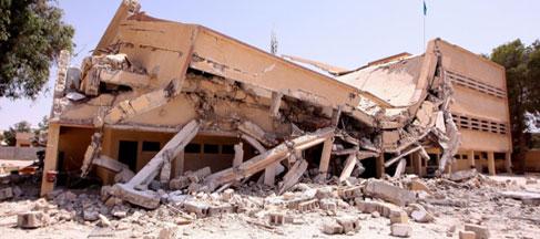 السلطات الليبية تدين هدم الأضرحة والقبور