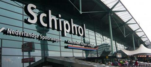 إغلاق جزئي لمطار أمستردام بعد اكتشاف قنبلة