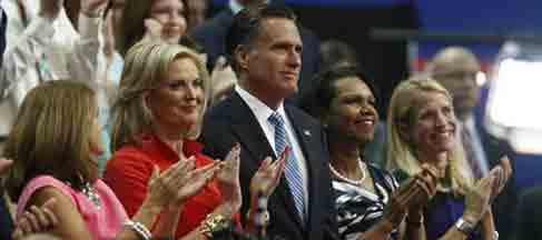 ميت رومني يفوز رسميا بترشيح الجمهوريين للانتخابات الرئاسية