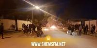 عودة أحداث الشغب وسط مدينة بنزرت ومواجهات جديدة بين الأمن والمحتجين