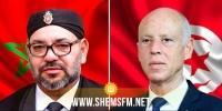 رئيس الدولة يجري مكالمة هاتفية مع العاهل المغربي محمد السادس