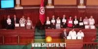 نواب الدستوري الحر يرفضون مغادرة منصة الرئاسة والشواشي ترفع الجلسة نهائيا