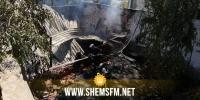 بنزرت: حريق داخل سوق الخردة بمنطقة
