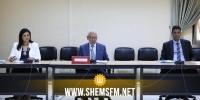 رفع اجتماع مكتب البرلمان بعد انسحاب ممثلي كتلتي الديمقراطية والاصلاح الوطني