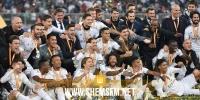 ريال مدريد يتوج رسميا بلقب الدوري الإسباني