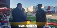 وزير الدفاع يدعو المواطنين لعدم الإقتراب من المناطق العسكرية العازلة
