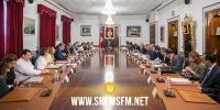 مجلس الوزراء يصادق على مشاريع قوانين ومشاريع أوامر حكومية