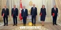 رئيس الجمهورية يُسلّم أوراق اعتماد 4 سفراء جدد لتونس بالخارج