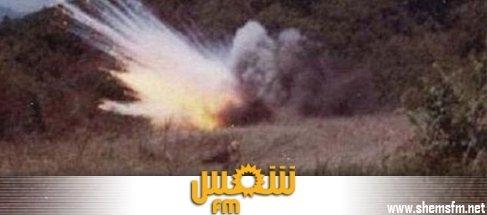 جهوي الكاف:سلسلة الانفجارات بجبال ورغى media_temp_137529818