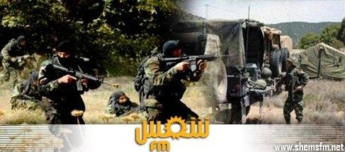 وطني القصرين: القبض المسلّحين الثلاثة المطاردين بفوسا media_temp_137623134