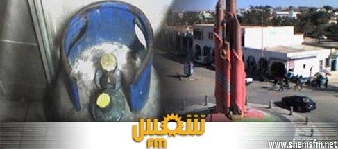 جهوي مدنين: انفجار قارورة يسفر إصابة بحروق media_temp_137659042
