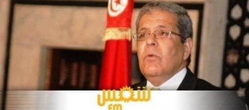 """وطني وزير الخارجية:""""بيان وزير الشؤون الدينية متسرعا media_temp_137802628"""