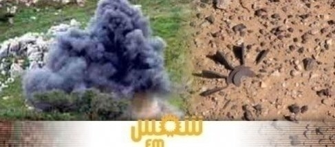جهوي القصرين انفجار جديد المنطقة العسكرية المغلقة media_temp_138539977