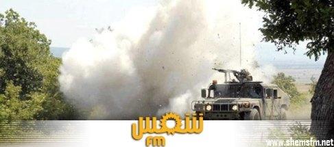القصرين تجدد القصف بالمدفعية الشعانبي media_temp_138895421
