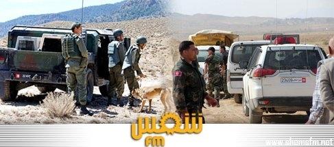 وطني وزارة الدفاع إرهابيو الشعانبي يتجاوز عددهم إرهابيا media_temp_138899667