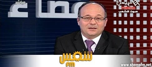 وطني فوزي جراد يؤكد إيقاف برنامجه قناة حنبعل بتدخل سياسي media_temp_139124184