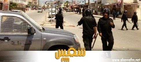 جهوي El_Kef renforcement sécuritaire l'occasion anniversaire l'assassinat chokri blaid media_temp_139125066