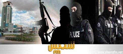 جهوي جندوبة محاصرة منزل عزيز يحوي إرهابي media_temp_140381310