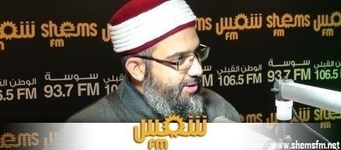 وطني فريد الباجي:غلق المساجد مرفوض دينيا رسالة خاطئة للارهابيين media_temp_140597608