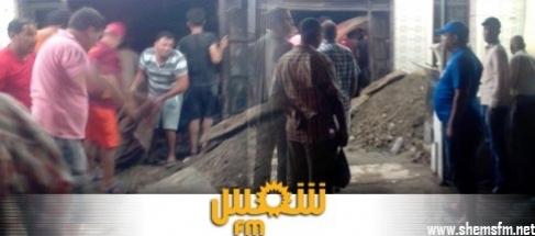 وطني سعدون انهيار المقاهي يخلف عديد الإصابات media_temp_140601090