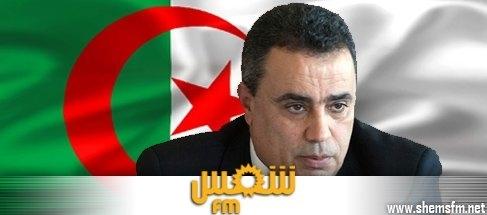 وطني تفاصيل زيارة مهدي جمعة الجزائر media_temp_140604610