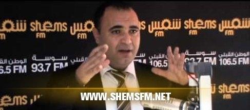 """محمد العروي """"إيقاف أخطر العناصر الإرهابية بمدنين، ضربة لإرهابيي الشعانبي"""" media_temp_141094524"""
