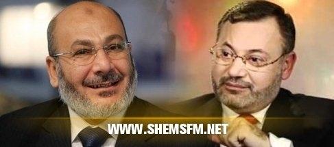 عالمي سجنا الإعلامي أحمد منصور والداعية صفوت الحجازي media_temp_141310252